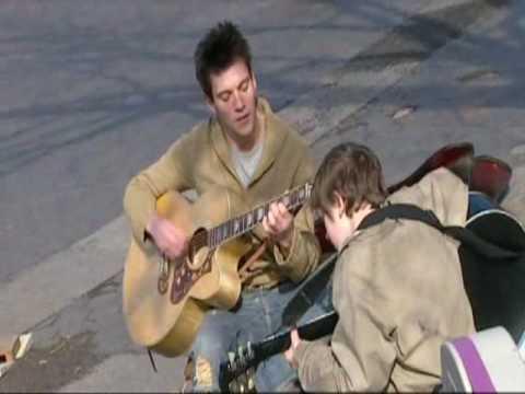 Freddie & Jonathan : August Rush filming