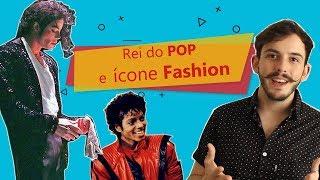 MICHAEL JACKSON Rei do POP e um Ícone Fashion