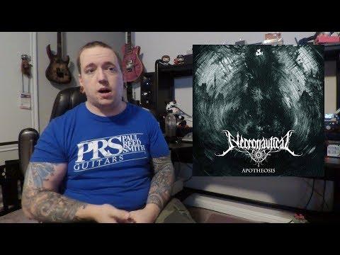 """Album of the week #2 - Necronautical """"Apotheosis"""" Mp3"""