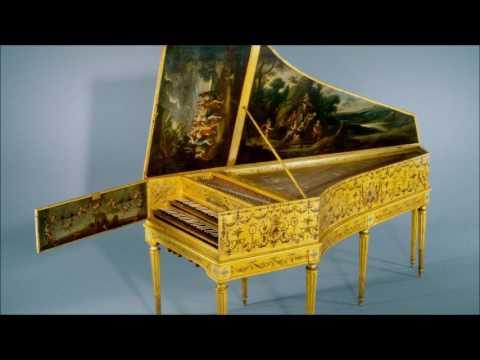 Francois Couperin Pieces de Clavecin, Rafael Puyana