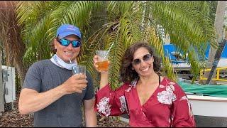 Final Day of 2021 Don Q Regatta with Adriana Quiroga & Rogelio Padron