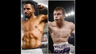BREAKING! ANDRE WARD RESPONDS TO CANELO'S  POSSIBLE PROPOSITION