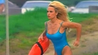 connectYoutube - Pamela Anderson and Alexandra Paul in Baywatch Season 4
