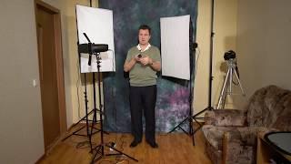 Как открыть фотостудию с нуля. Что необходимо? Евгений Карташов