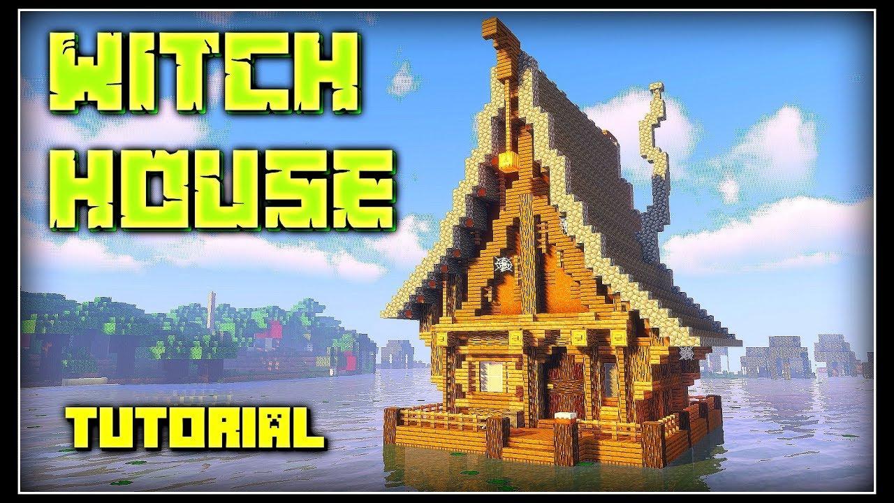 Witch House  Minecraft Tutorial
