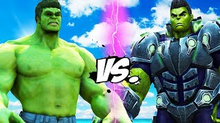 THE HULK VS AMADEUS CHO HULK - EPIC BATTLE