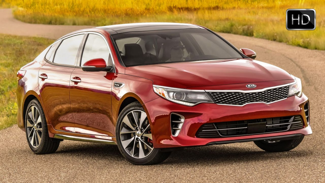 2016 Kia Optima Sx T Gdi Turbo Midsize Sedan Exterior Interior And Test Drive Hd