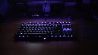 Tech : Unboxing & Review of the Razer BlackWidow X Tournament Edition Chroma Keyboard