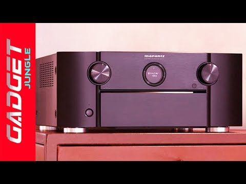 Best Home Theater Receiver 2019 - Marantz SR7011 Review