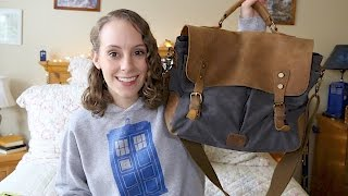 What's in My Commuter Bag!