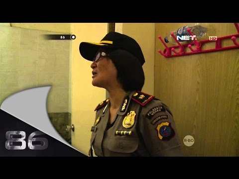 86 Penggerebekan Tempat Refleksi Plus Plus di Medan - Kompol Sisca Ginting