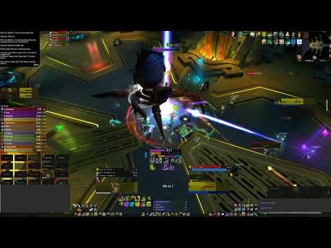 The Eye vs Mythic Zek'Voz (DH Tank)