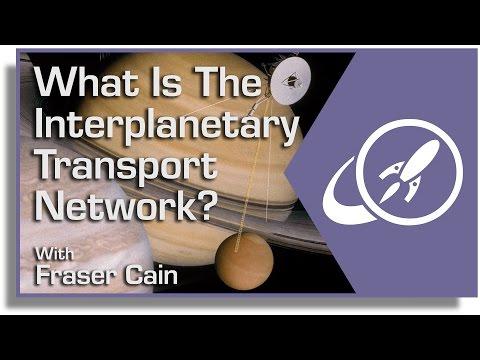 What Is The Interplanetary Transport Network? Free Travel Across the Solar System