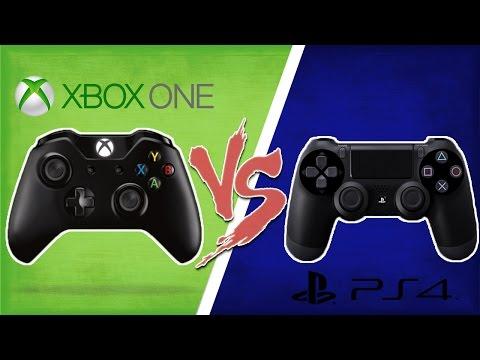 PS4 или Xbox One, Что лучше?!