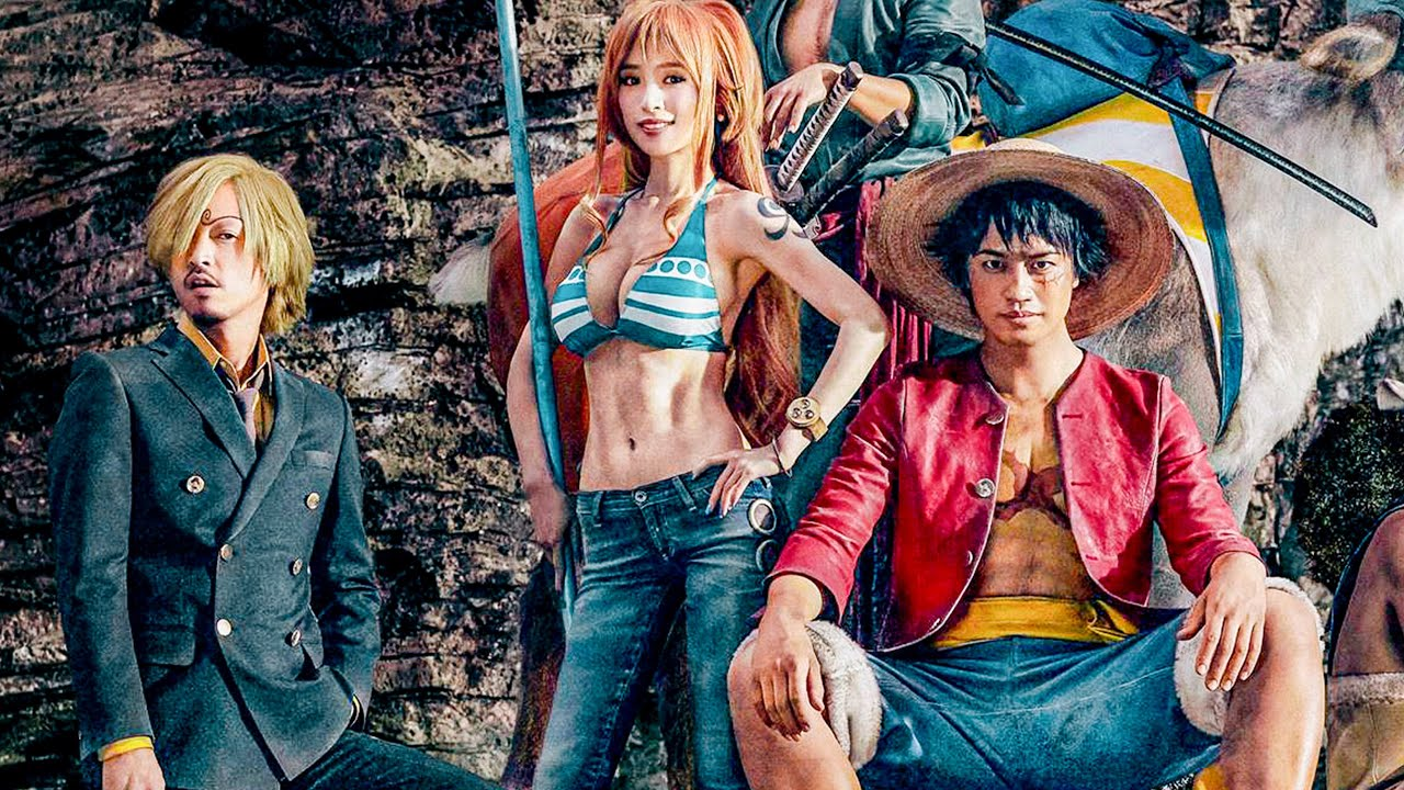 Netflix Is Making A One Piece Live Action Series Youtube