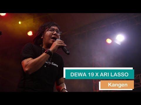 Dewa 19 X Ari Lasso - Kangen (Livet At ALSEACE 2019)