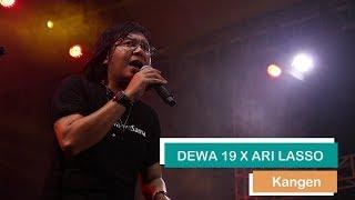 Dewa 19 Feat Ari Lasso - Kangen (Livet At ALSEACE 2019)