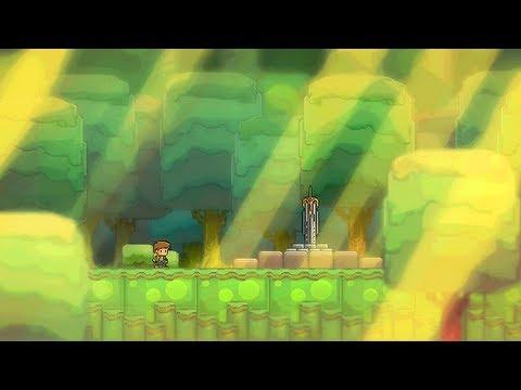 Monster Robot Studios : HEAVY sword - Trailer 3