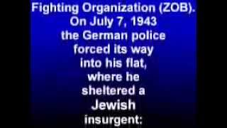 "705 Polish Righteous were killed for helping Jews ""P"" 1"