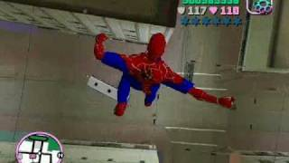 LA VIDA DE SPIDERMAN EN VICE CITY