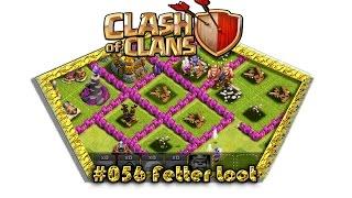 Let's play Clash Of Clans #056 Fetter Loot [Deutsch / German][LP iOS IPhone]
