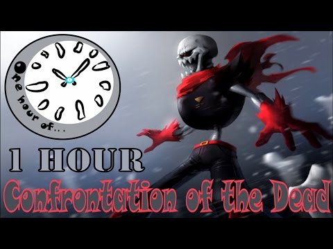 [Undertale AU] Underfell - Confrontation Of The Dead  1 Hour | One Hour Of...