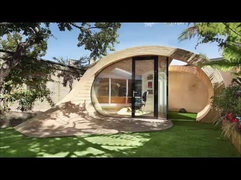 Contemporary Garden Shed Designs - Youtube