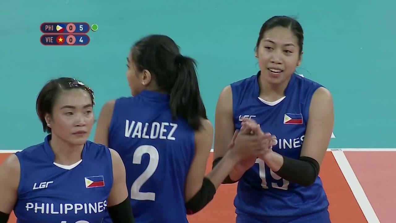 Download SEA Games 2019: PHL VS VIE Volleyball Women's Opener (Full)