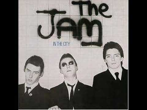 The Jam - Away From The Numbers