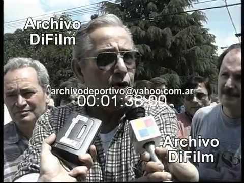Protesta por la Construcción del Shopping Quilmes Factory - DiFilm (1996)