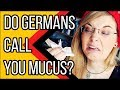 Learn German  Why Germans Might Think You Are Snot  Deutsch Fr Euch 106