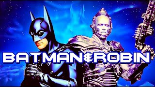 10 Things You Didn't Know About Batman&Robin