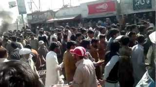 PINDIGHEB protest(Malik Adil)