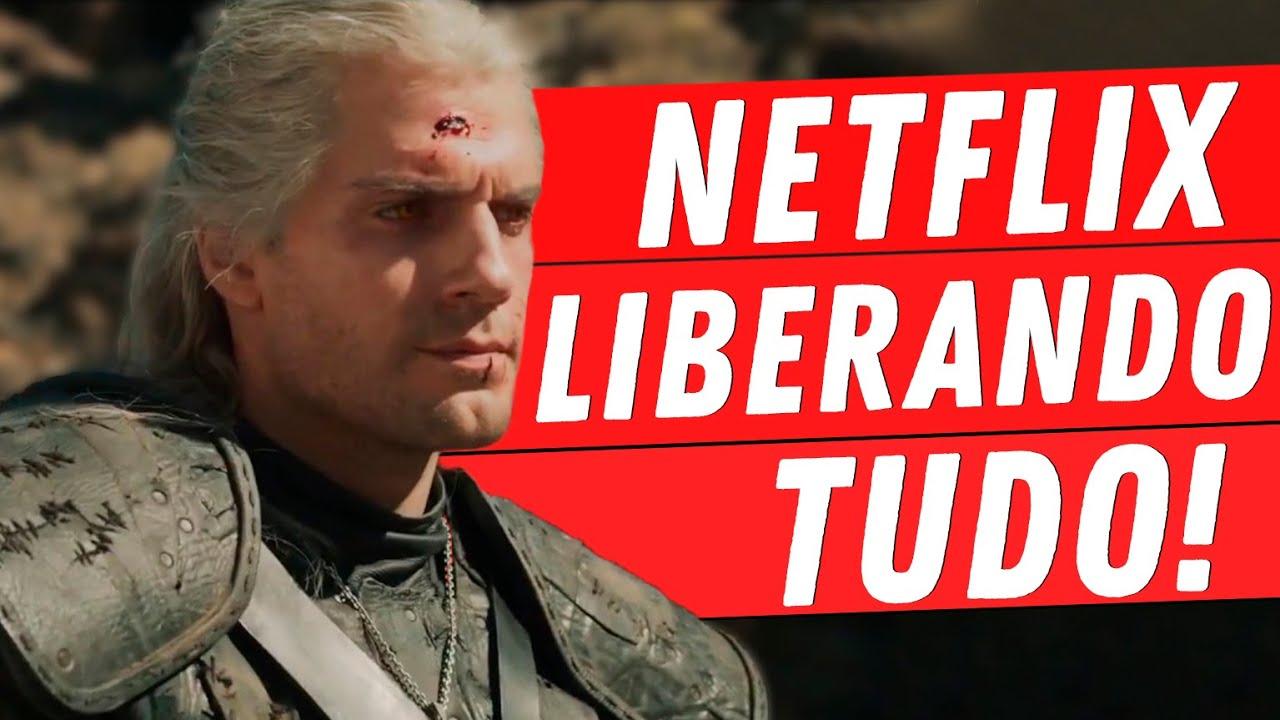 Download Novos VAZAMENTOS e confirmações da série de The Witcher da Netflix! Elenco está ficando bom?