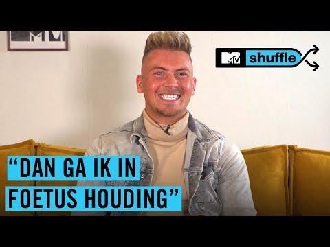 ROBIN (EOTBDD) wordt hier OPGEWONDEN van… | MTV SHUFFLE