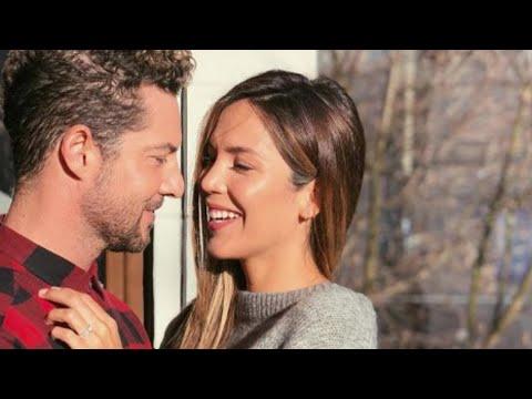 ¡David Bisbal y Rosanna Zanetti se han comprometido!