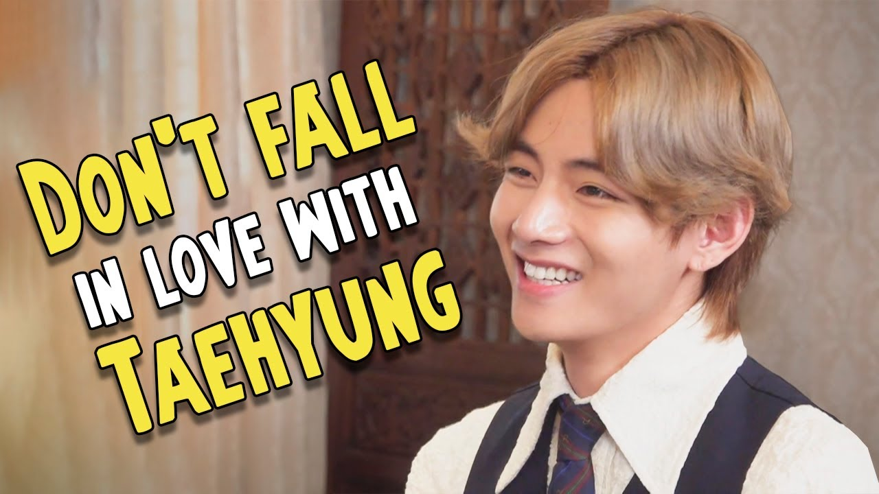 Download Don't fall in love with KIM TAEHYUNG (BTS V) Challenge!