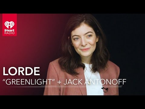 Lorde Writing 'Melodrama' with Jack Antonoff | Exclusive Interview