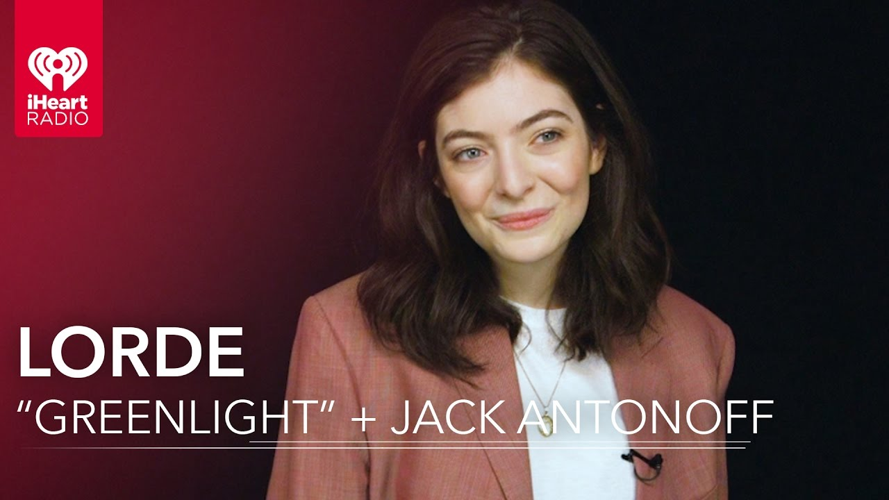 Lorde Writing 'Melodrama' with Jack Antonoff | Exclusive Interview ...