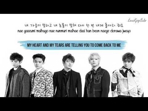 FT Island - Draw You (너를 그린다) [English subs + Romanization + Hangul] HD