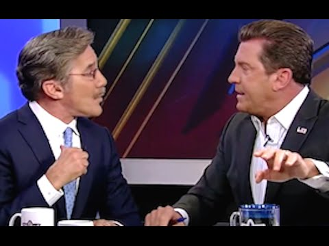 Geraldo To Eric Bolling: I'd Knock You Out Right Now!