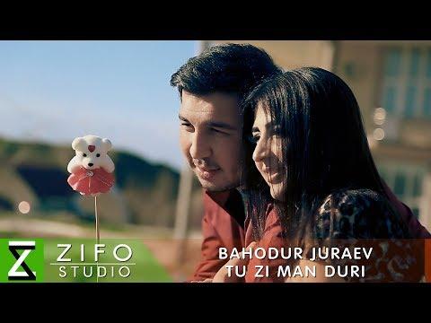 Баходур Чураев - Ту зи ман дури (Клипхои Точики 2019)