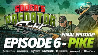 Predator Fight 2020 - Episode 6 Season finale