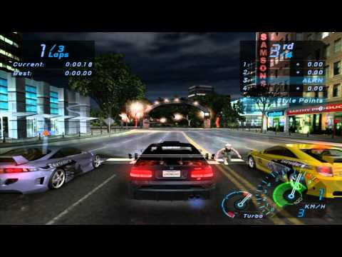 Need For Speed Underground 1 Soundtrack: Petey Pablo Need For Speed