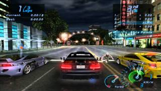 Need For Speed: Underground - Race #91 - Eddie
