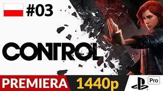 Control PL ☎️ #3 (odc.3)  A jednak Alan Wake? | Gameplay po polsku