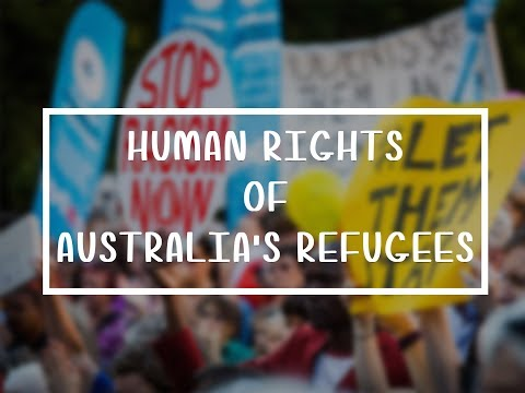 Human Rigths of Australia's Refugees [CREATIVE CONTENT]