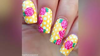 New Nail Art Feb 2018 - Best Nails Idea you MUST Try