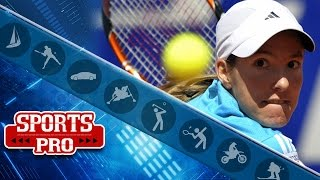 Justine Henin Biography - Tennis Player