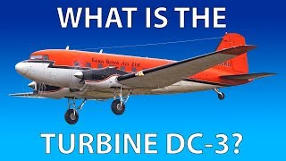 What Is The Turbine DC-3?